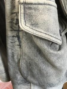 ジャケット破れ (1)