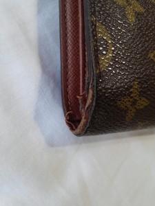 モノグラム財布ビフォー (2)