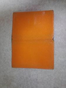 エルメス カードケース 染め直し修理