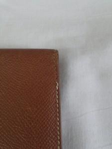 エルメス財布ビフォー
