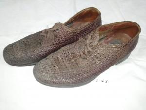 編みこみ靴ビフォー (1)