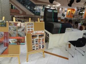 第4弾!天神イムズでの革製品修理相談会&田中民芸の革小物販売会を行ないます。