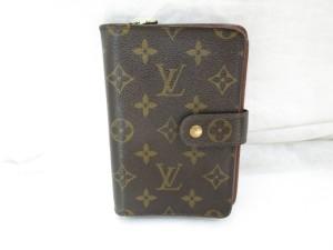 【ルイ ヴィトン】モノグラム 財布のフチ周り・側面の塗装剥げ、バサバサを補修