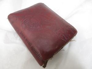 ★GAULTIER★ジャン=ポール・ゴルチェ 財布の修理・フチ周りを再生!蘇ります!広島店