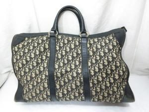 Dior ディオールバッグ スレ傷補修染め直しの修理事例