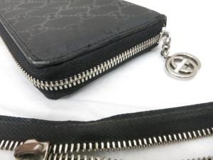 【GUCCI】グッチの長財布、ファスナーが閉じなくなった修理!