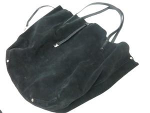 【ティファニー TIFFANY.CO】リバーシブル トートバッグの持ち手交換修理 仕方無いと思って放置されていませんか?その諦めた事に解決します!