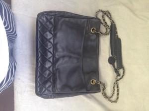 2池袋 バッグ鞄修理 黒