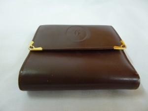 カルティエ財布-カビ補修/クリーニングを鹿児島県日置市より御依頼頂きました。