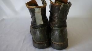 【レッドウイング】アイリッシュセッター888 ブーツの履き口 革の破れ補修☆