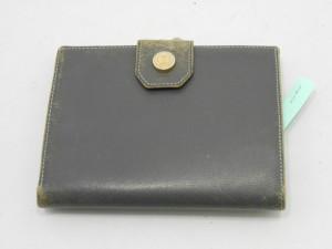 Loewe ロエベ 2つ折り財布を修理しました!!