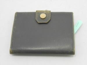 【ロエベ】四隅の擦れた二つ折り財布の染め直し!