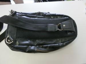パトリックコックス バッグのショルダーベルト付け根修理