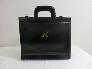 キタムラ バッグの修理 ベタつき・剥がれた内袋を交換。