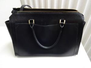 【鞄修理】GIANNI NOTARO ショルダーバッグの根革交換