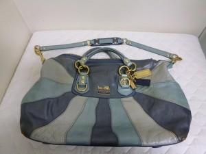 【COACH】コーチ バッグのカラーチェンジ 補修・修理