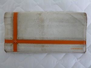 【CASTELBAJAC】カステルバジャック財布のカラーチェンジ・補修