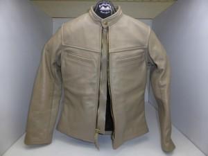 【Langlitz Leathers】シングル ライダースジャケットの肩幅・胴回りのサイズ直し(幅詰め)