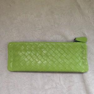 B1 ペンケース ボッテガヴェネタ カラーチェンジ ソファー、鞄、バッグ、修理、張替、黒ずみ汚れ、クリーニング、色移り、擦り傷、染め直し