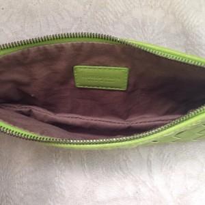 B2 ペンケース ボッテガヴェネタ カラーチェンジ ソファー、鞄、バッグ、修理、張替、黒ずみ汚れ、クリーニング、色移り、擦り傷、染め直し