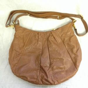 茶色 使用感 B1 ソファー、鞄、バッグ、修理、張替、黒ずみ汚れ、クリーニング、色移り、擦り傷、染め直し